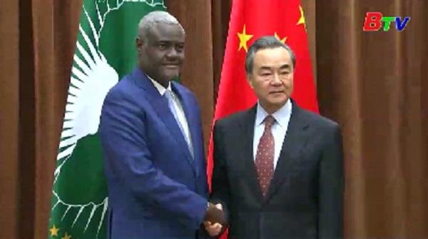 Trung Quốc và AU mong muốn hợp tác chặt chẽ hơn trên nhiều lĩnh vực