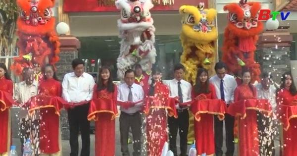 Khánh thành trung tâm phục vụ hành chính công thành phố Thủ Dầu Một