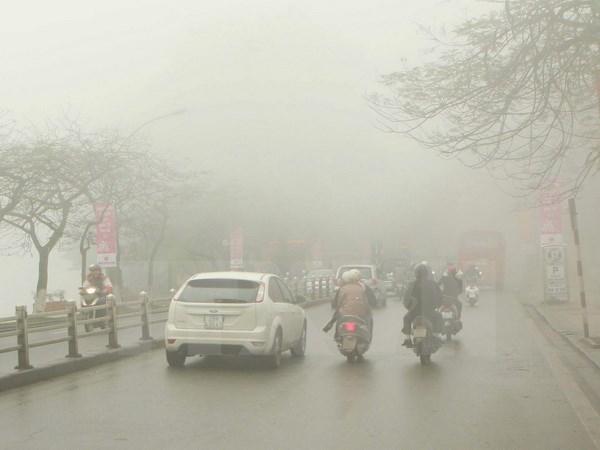 Bắc Bộ và Bắc Trung Bộ còn mưa rét, Tây Nguyên và Nam Bộ nắng mạnh
