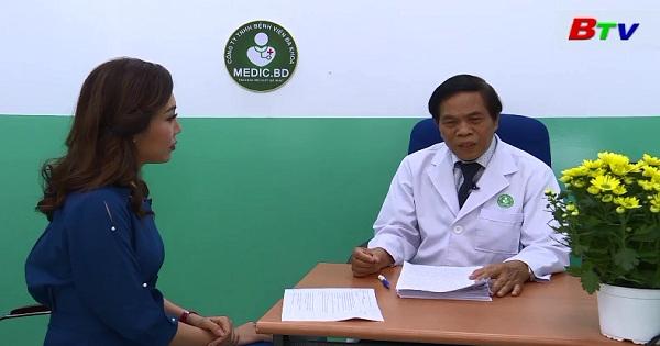 Hội chứng đau cơ xơ hóa (Sống khỏe mỗi ngày 8/03/2018)