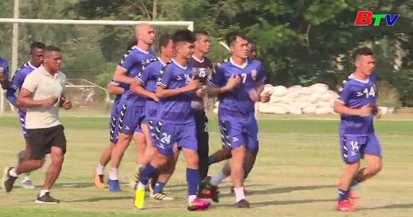 Trước Vòng 4 V-League 2019 - Becamex BD - Viettel