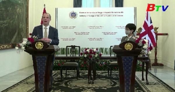Anh thúc đẩy hợp tác với ASEAN