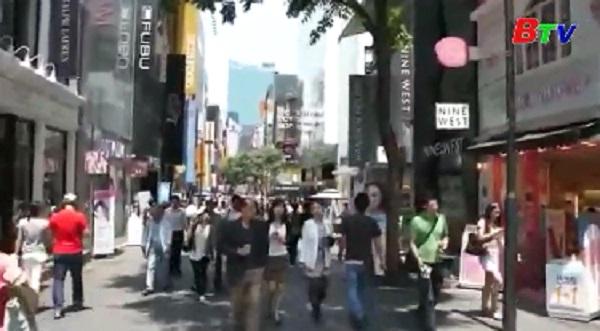 Mỹ giảm bớt đầu tư vào Hàn Quốc
