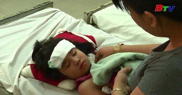 Bệnh nóng sốt ở trẻ em