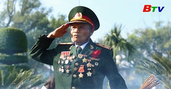 Âm vang bản hùng ca chiến thắng Điện Biên