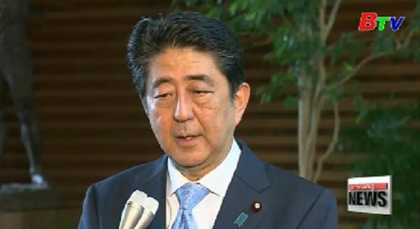 Thủ tướng Nhật Bản muốn xây dựng quan hệ mới với Hàn Quốc