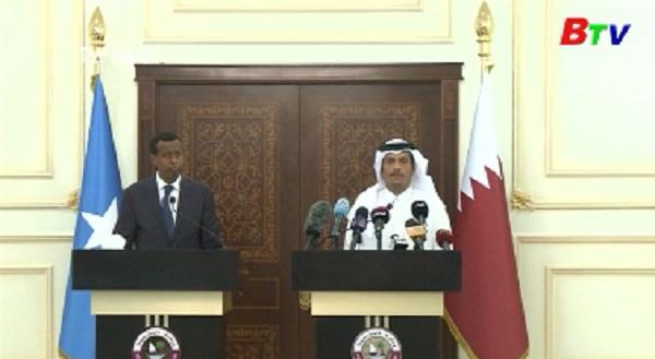Ngoại trưởng Qatar khẳng định ưu tiên giải pháp ngoại giao vùng vịnh