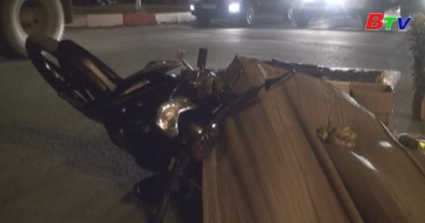 Thêm một vụ ô tô tông chết người rồi bỏ trốn