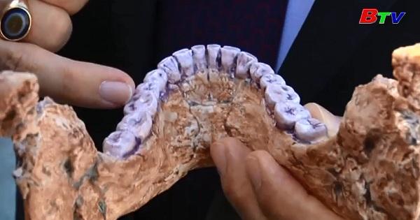 Phát hiện xương hóa thạch của chủng người cổ xưa hơn cả chủng Homo sapiens