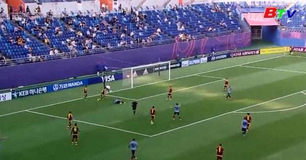 Bán kết FIFA U20 thế giới 2017-Venezuela 1-1 Uruguay