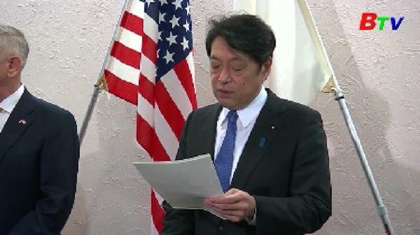 Mỹ trấn an những lo ngại của đồng minh Nhật Bản
