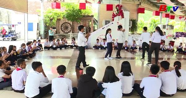 Diễn đàn trẻ em tỉnh Bình Dương năm 2018