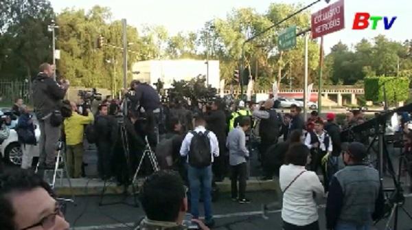 Mexico bắt đầu tiến hành tổng tuyển cử