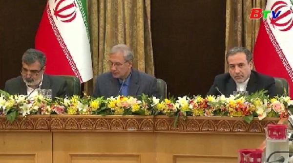 Iran nêu điều kiện để Mỹ có thể tham gia ký kết thỏa thuận hạt nhân với Iran