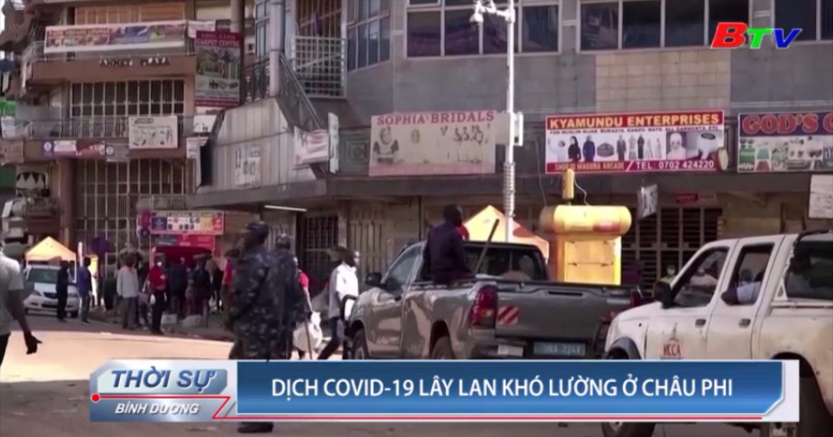 Dịch Covid-19 lây lan khó lường ở châu Phi