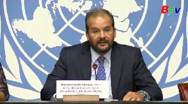 Khủng hoảng nhân đạo tại Yemen do con người gây ra