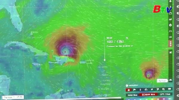 Mỹ ban bố tình trạng khẩn cấp trước siêu bão Irma