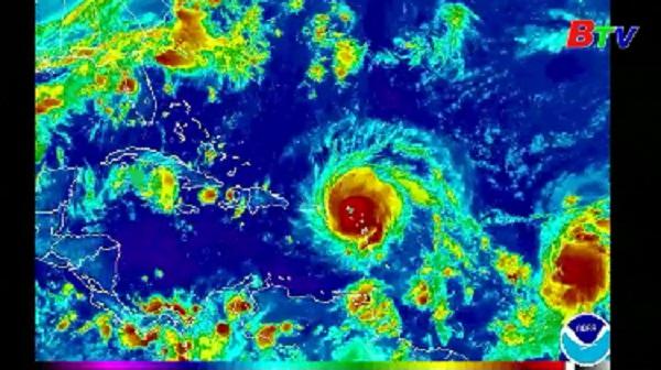 Cuba chuẩn bị ứng phó siêu bão Irma