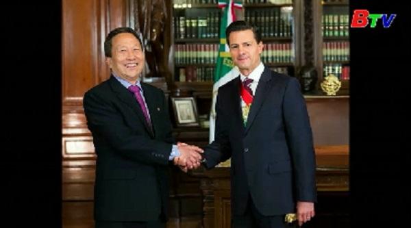 Mexico trục xuất đại sứ Triều Tiên