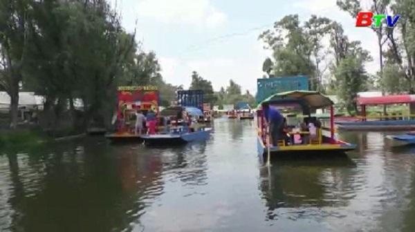 Ngành du lịch Mexico  thiệt hại nặng nề