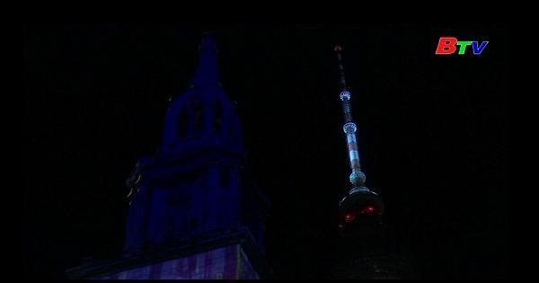 Khai mạc lễ hội ánh sáng ở Berlin lần thứ 13
