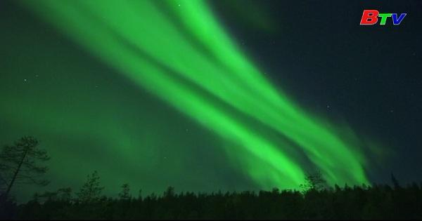 Chiêm ngưỡng hiện tượng Bắc cực quang ở Phần Lan