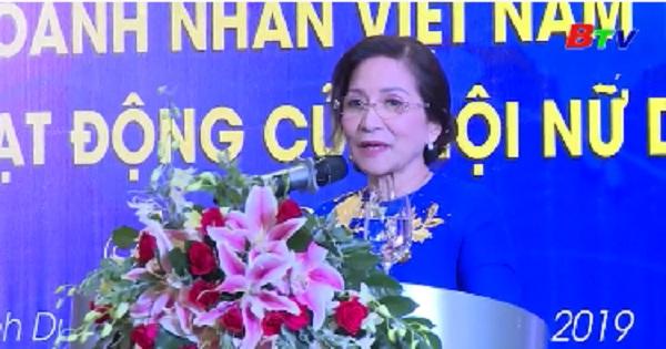Hội nữ doanh nhân Bình Dương kỷ niệm ngày doanh nhân Việt Nam 13/10