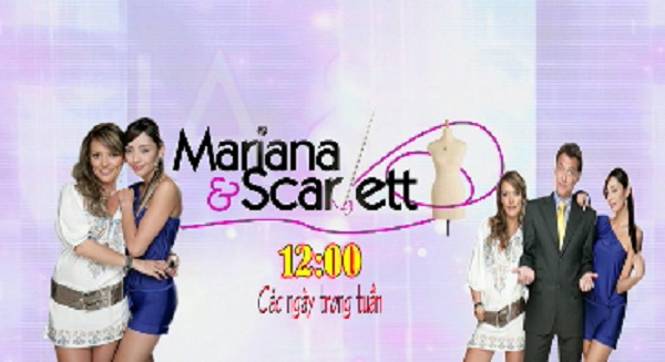 Mariana và Scarlett