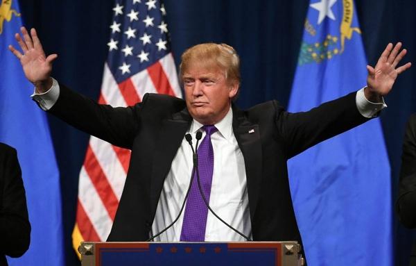 Bầu cử Mỹ 2016: Tổng thống đắc cử D.Trump cam kết vì một nước Mỹ hùng mạnh