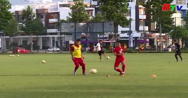 Chung kết lượt đi Cúp Quốc gia Sứ Thiên Thanh 2017 trước trận B.BD - SLNA