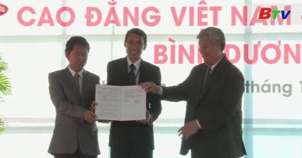 Công bố quyết định thành lập Trường Cao đẳng Việt Nam -  Hàn Quốc