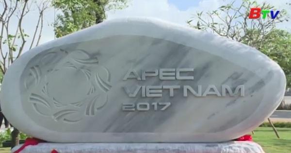 Khánh thành công viên tượng APEC tại thành phố Đà Nẵng