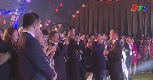 Sự kiện chào mừng Hội nghị Thượng đỉnh APEC 2017