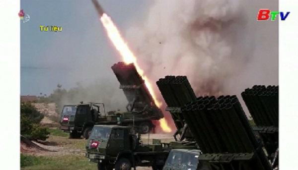 Triều Tiên xác nhận thực hiện một vụ thử thành công tại bãi phóng Sohae