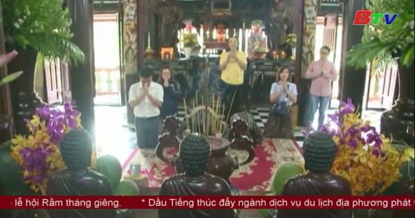 Viếng chùa đầu năm: Nét đẹp truyền thống - Văn hóa của dân tộc