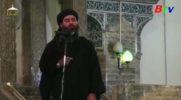 Thủ lĩnh IS đã chạy trốn khỏi chiến địa Mosul, Iraq