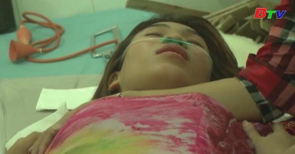 Hàng trăm công nhân nhập viện - nghi ngộ độc thực phẩm