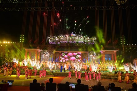 Festival đờn ca tài tử quốc gia lần II trước giờ khai mạc
