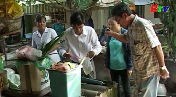 Tổng vệ sinh môi trường phòng chống dịch bệnh