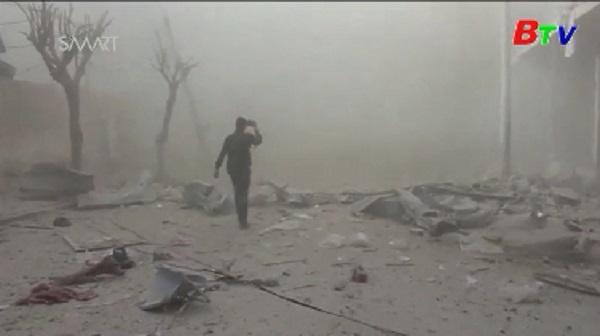 Liên đoàn Arab kêu gọi hạ nhiệt căng thẳng tại Syria