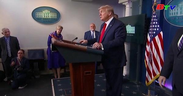Tổng thống D.Trump cảm ơn Việt Nam hỗ trợ chống dịch COVID-19