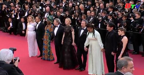 Khai mạc LHP Cannes 2018: Nhiều điểm nhấn trong lần sinh nhật thứ 17