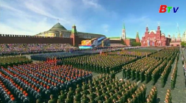 Tổng thống Putin kêu gọi cảnh giác trước những nguy cơ đe dọa hòa bình