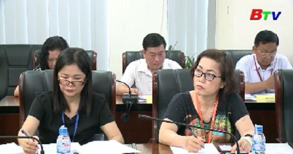 Hội thảo lấy ý kiến đóng góp Dự thảo luật giáo dục (sửa đổi)