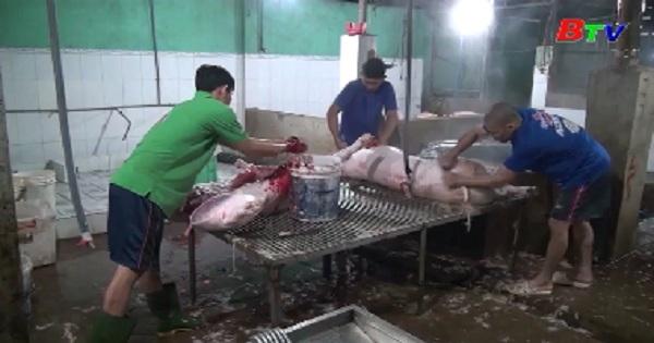 Bình Dương tăng cường quản lý giết mổ gia súc