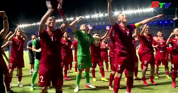 Bảng xếp hạng FIFA - Việt Nam giữ vị trí thứ 15 Châu Á