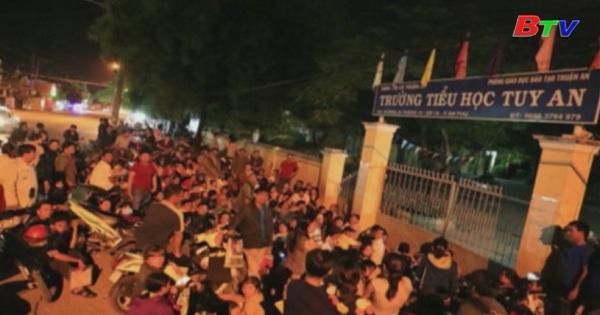 Áp lực tuyển sinh vào lớp 1 tại thị xã Thuận An