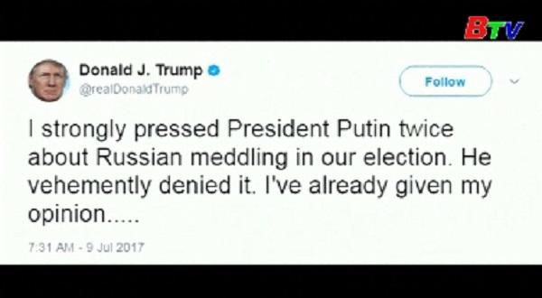 Đã đến lúc Mỹ phối hợp mang tính xây dưng với Nga