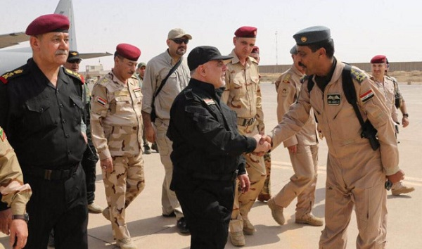 Thủ tướng Iraq tuyên bố giải phóng thành phố Mosul
