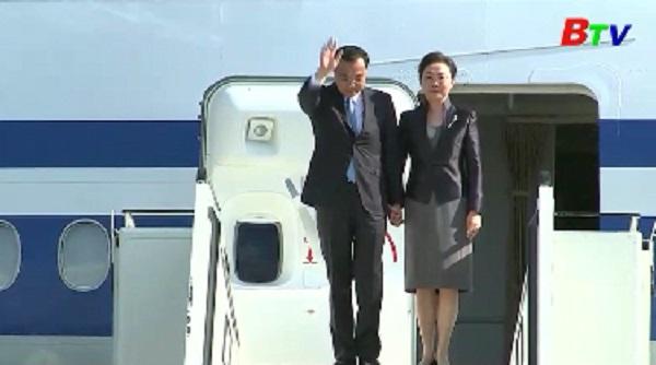 Thủ tướng Trung Quốc thăm chính thức Đức